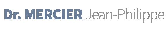 Dr. MERCIER Jean-Philippe Logo